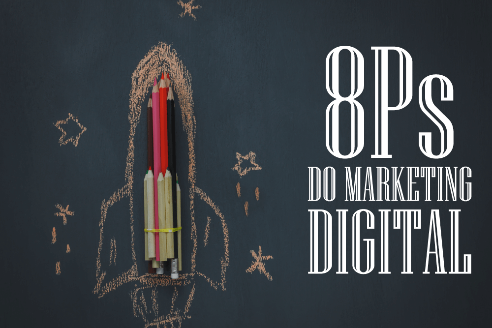 8ps de marketing digital