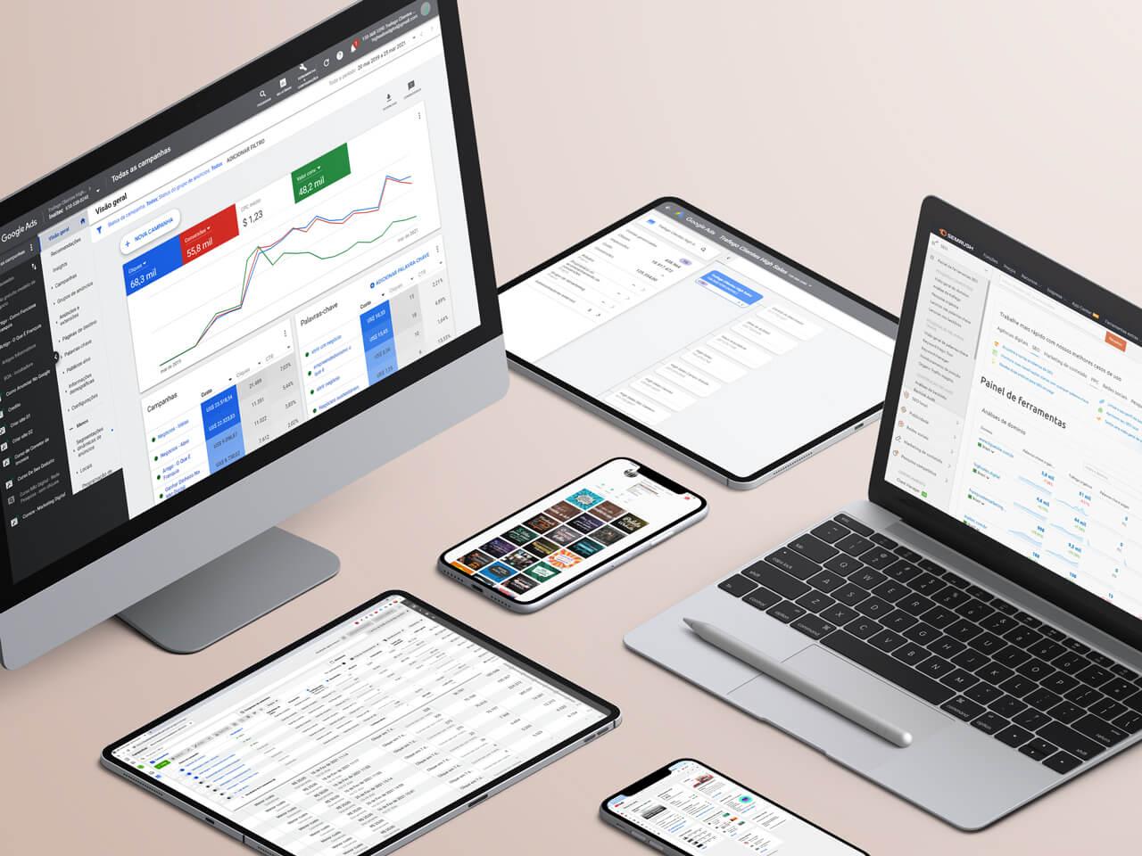 Opções de como trabalhar com marketing digital