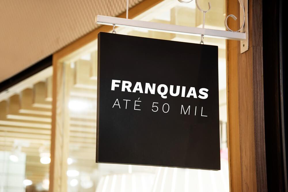 Franquias até 50 Mil