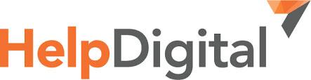 Franquias Mais Rentáveis: logo da Help Digital