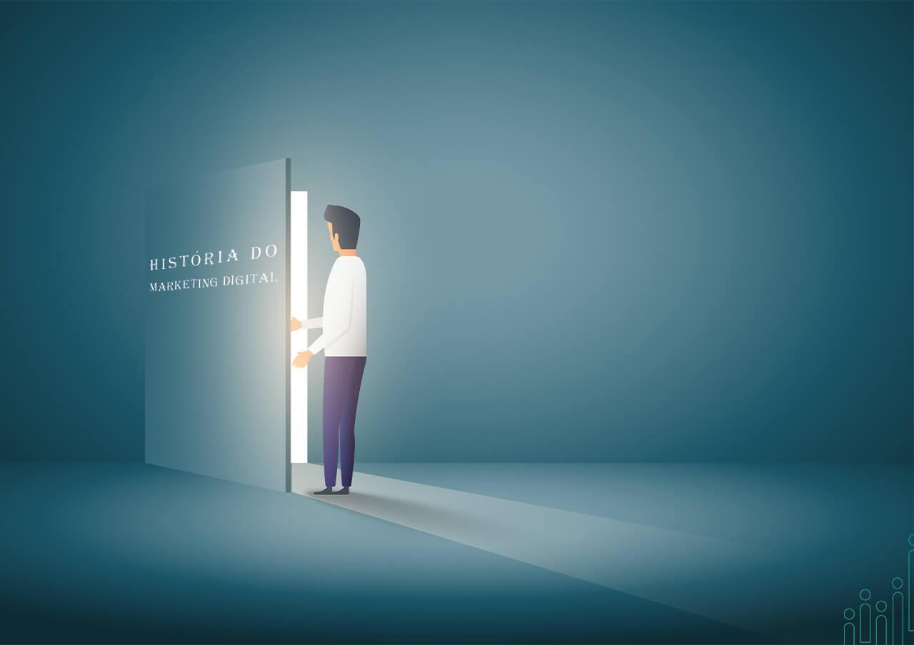 Conheça a Historia do Marketing Digital