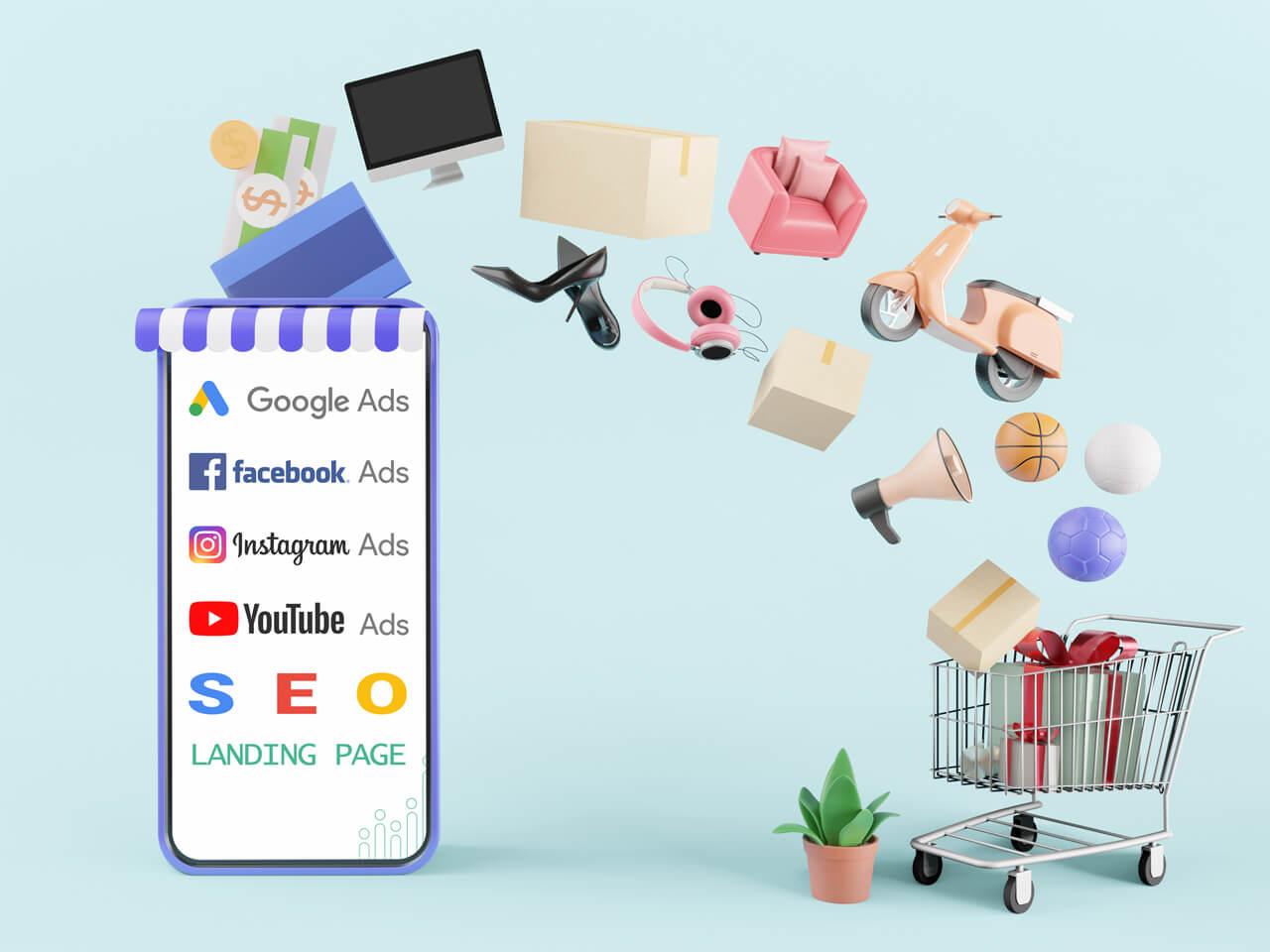 Trafego marketing digital